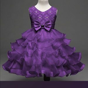 Wedding dresses and birthday party dresses